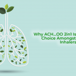 Why Achoo 2in1 is the smartest choice amongst all herbal inhalers?